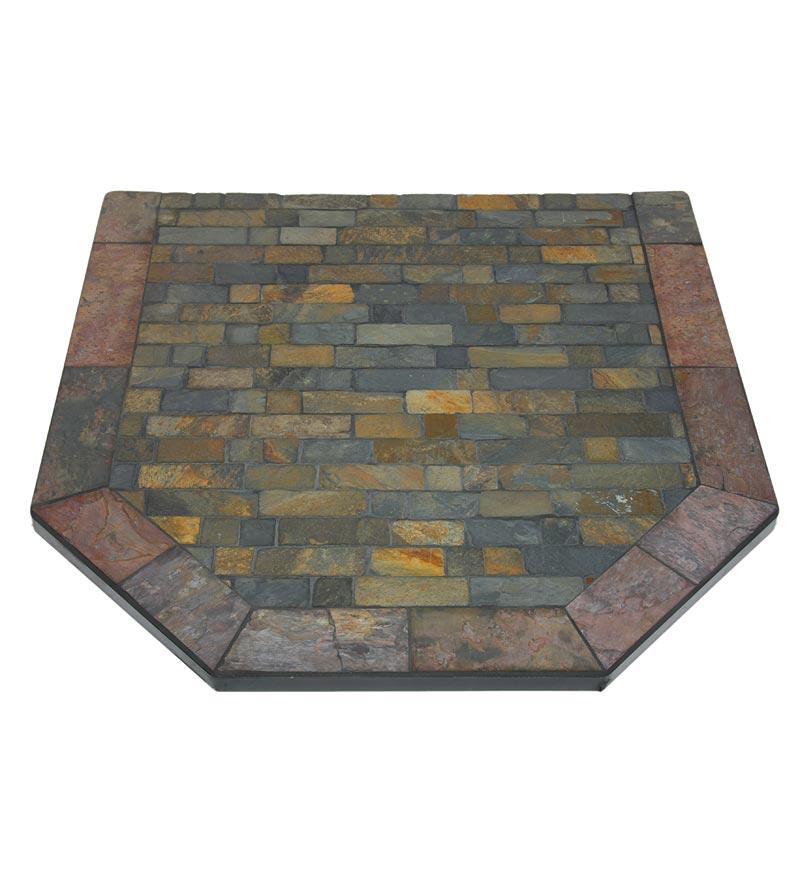 brick laminate picture brick hearth pad