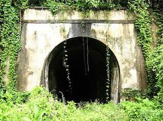 Terowongan Wilhelmina Kota Banjar