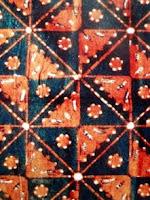 Kain Batik Dengan Motif Parang