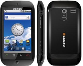harga-spesifikasi HP Cross Andromeda AD350 Android
