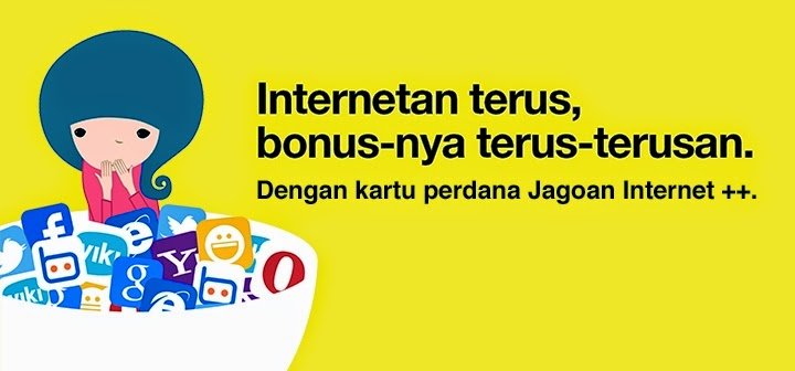 three jagoan internet