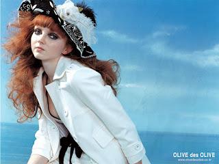 British model, Lily Cole