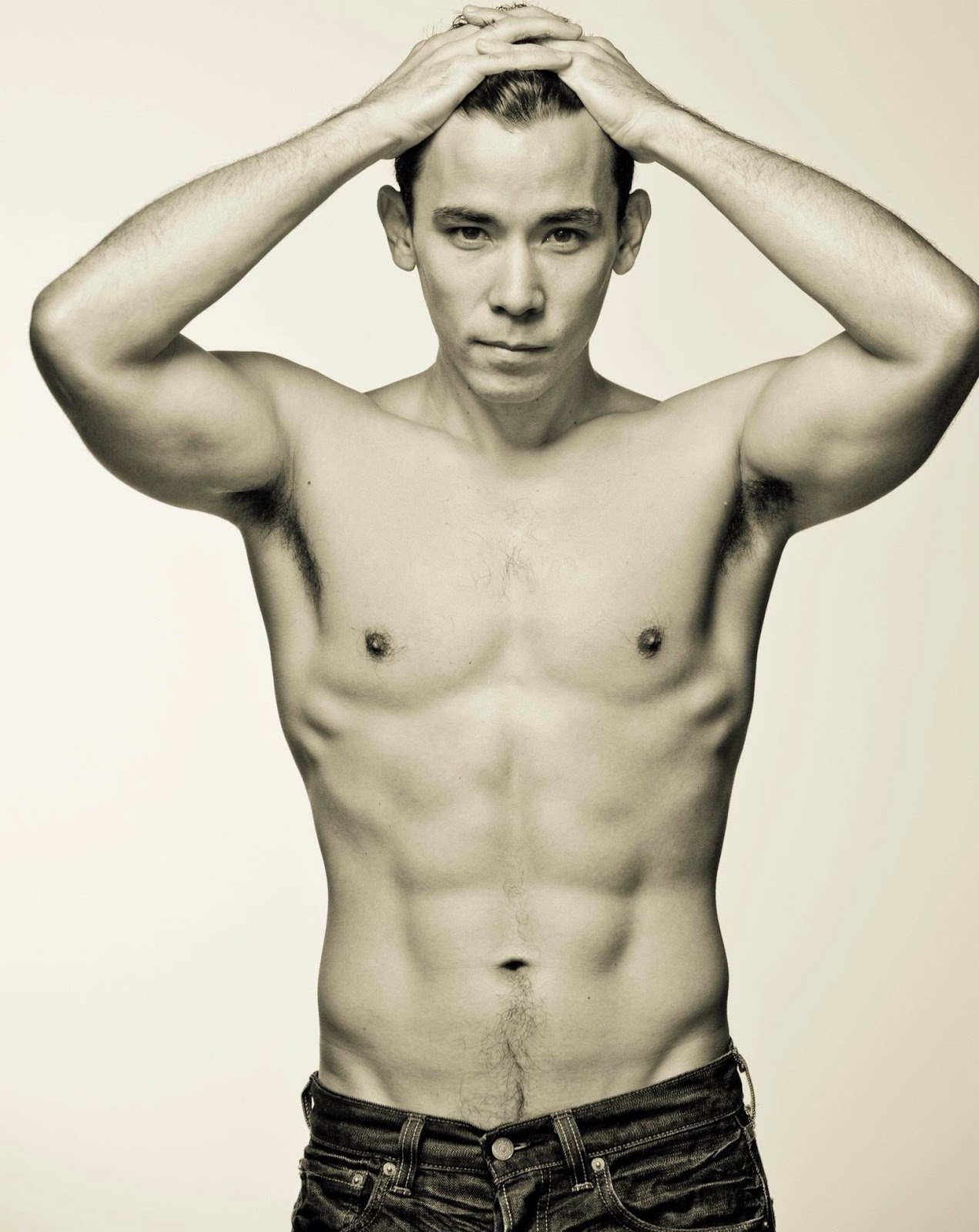 The Blasian Narrative: Autumn Asian Men: Conrad Ricamora ...