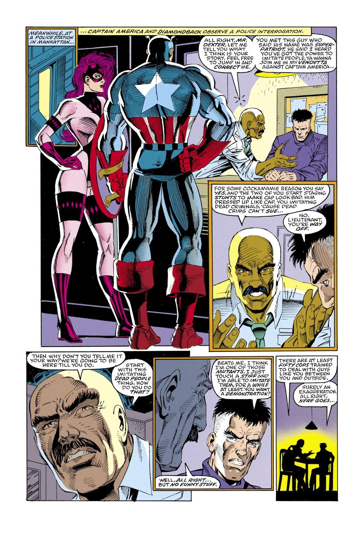 Captain America (1968) Issue #428 #378 - English 5