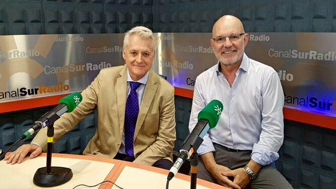 J.VIGORRA A LAS MAÑANAS DE CANAL SUR RADIO