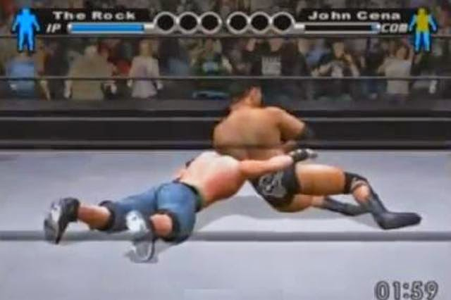 WWE SmackDown vs Raw PC Games