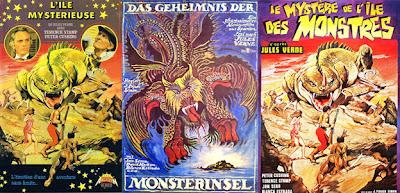 Jules Verne S Mystery On Monster Island