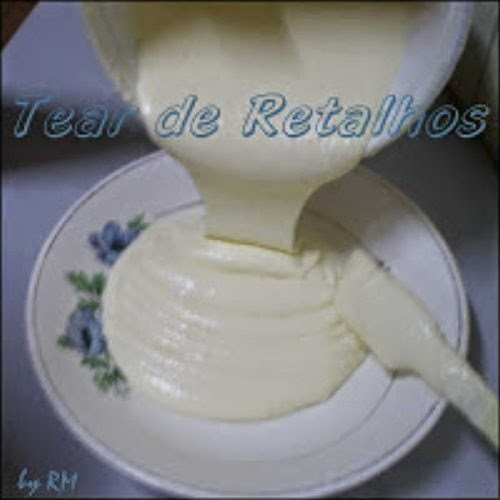 Receita caseira de leite condensado light ou diet.