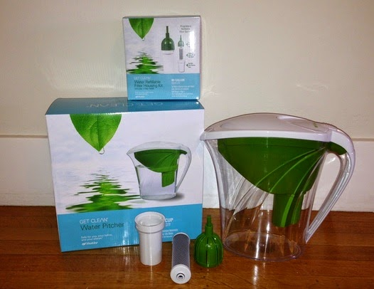 water pitcher shaklee