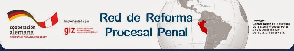 Red de Reforma Procesal Penal