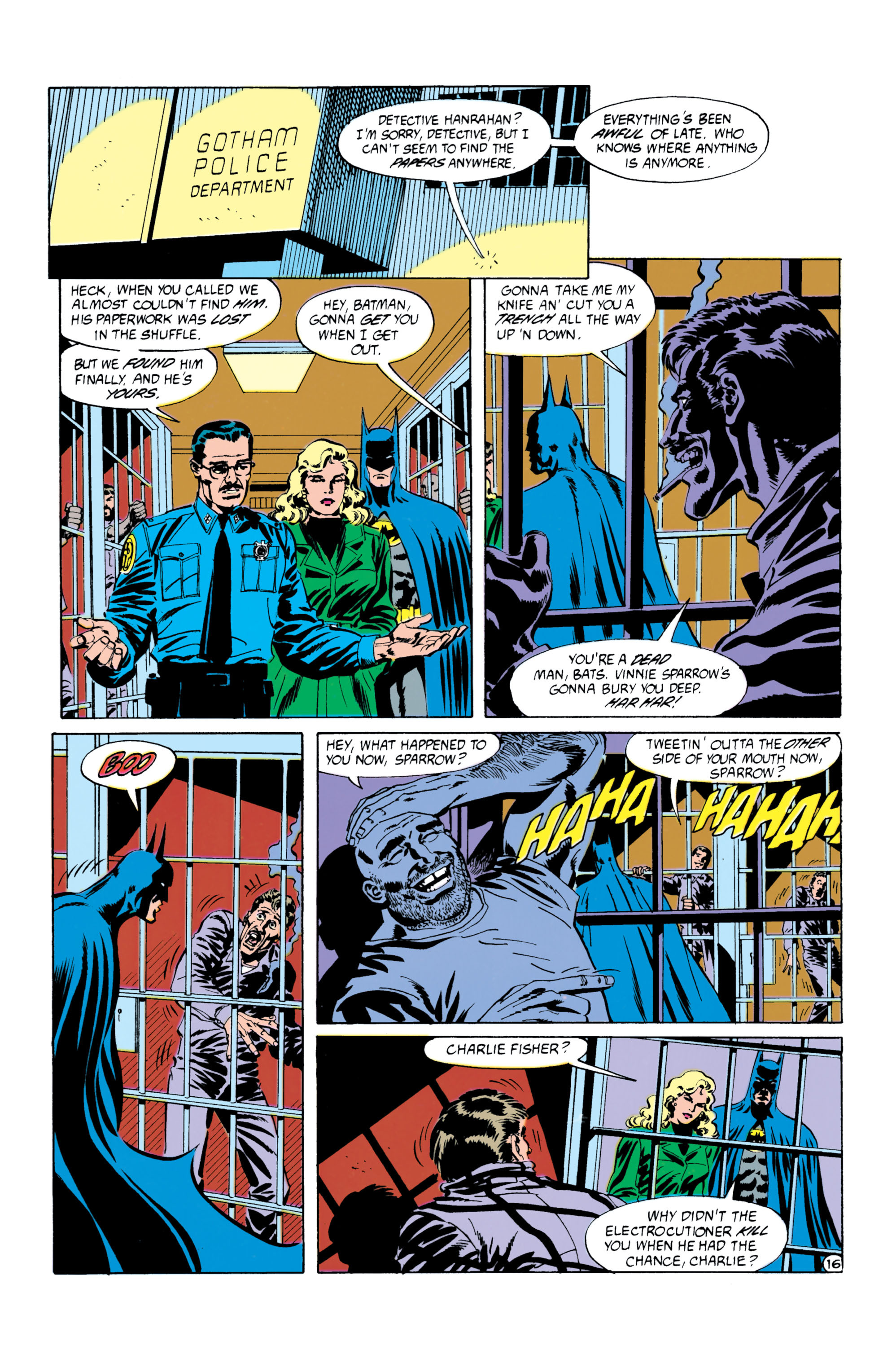 Detective Comics (1937) Issue #626 Page 17