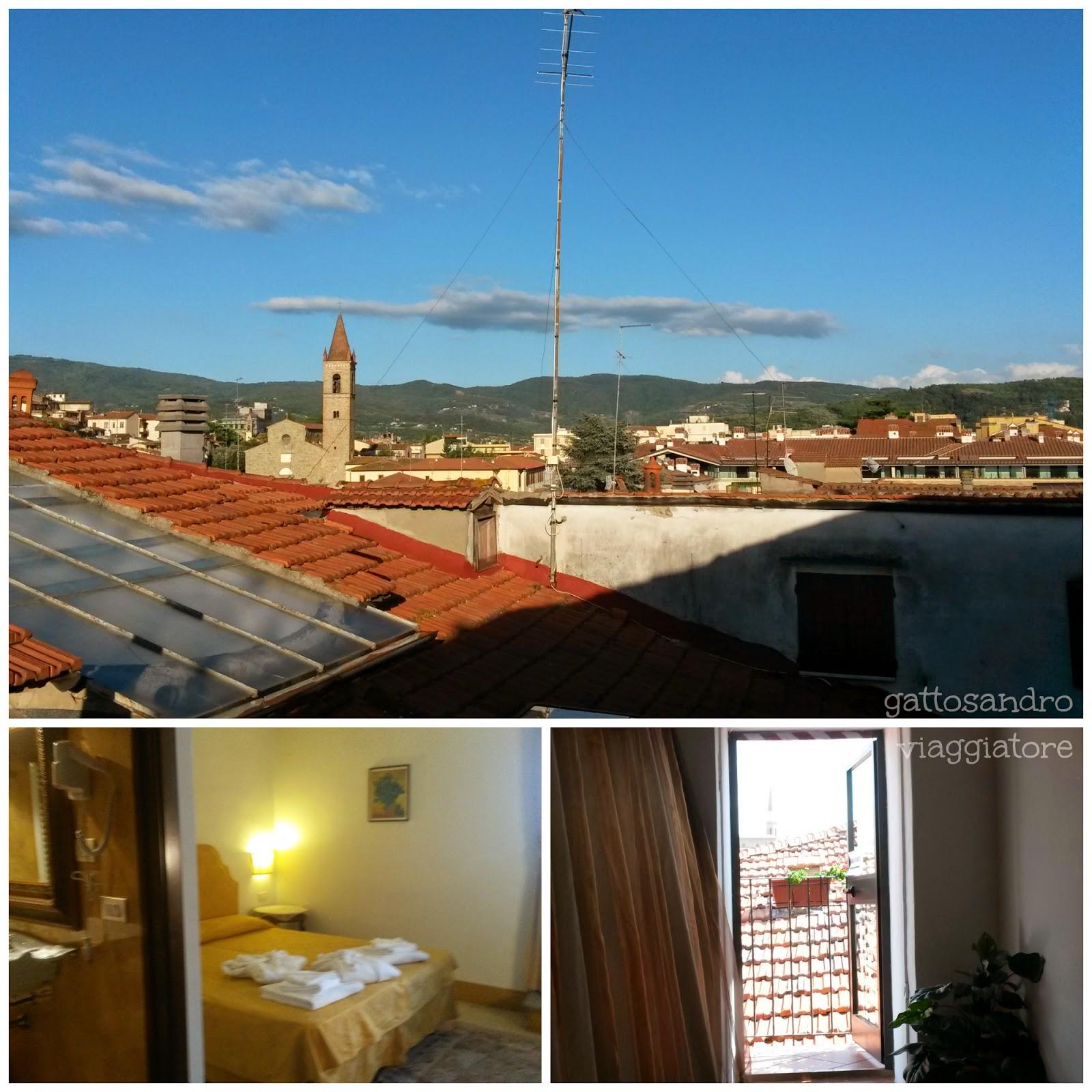 Hotel I Portici Arezzo