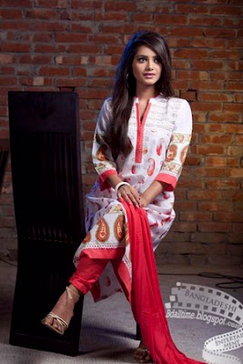 Bangladeshi model and actress Tanjin Tisha