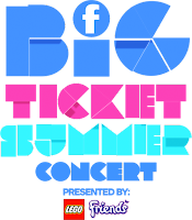 { family channel's big ticket summer concert }