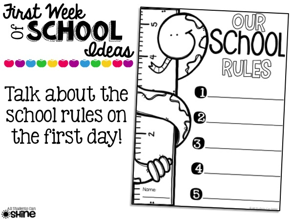 School rules essay