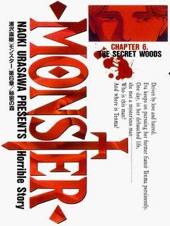 Cover of Naoki Urasawa's Monster Vol 6