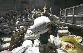 maut berebut beras,taufan haiyan filipina