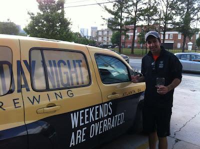 East Atlanta Beer Fest ticket winner