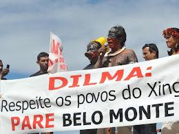 Governo Dilma atropela direitos dos povos do Xingu