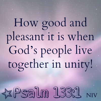 Love Unity Bible Verses Bible Verse About Family Love