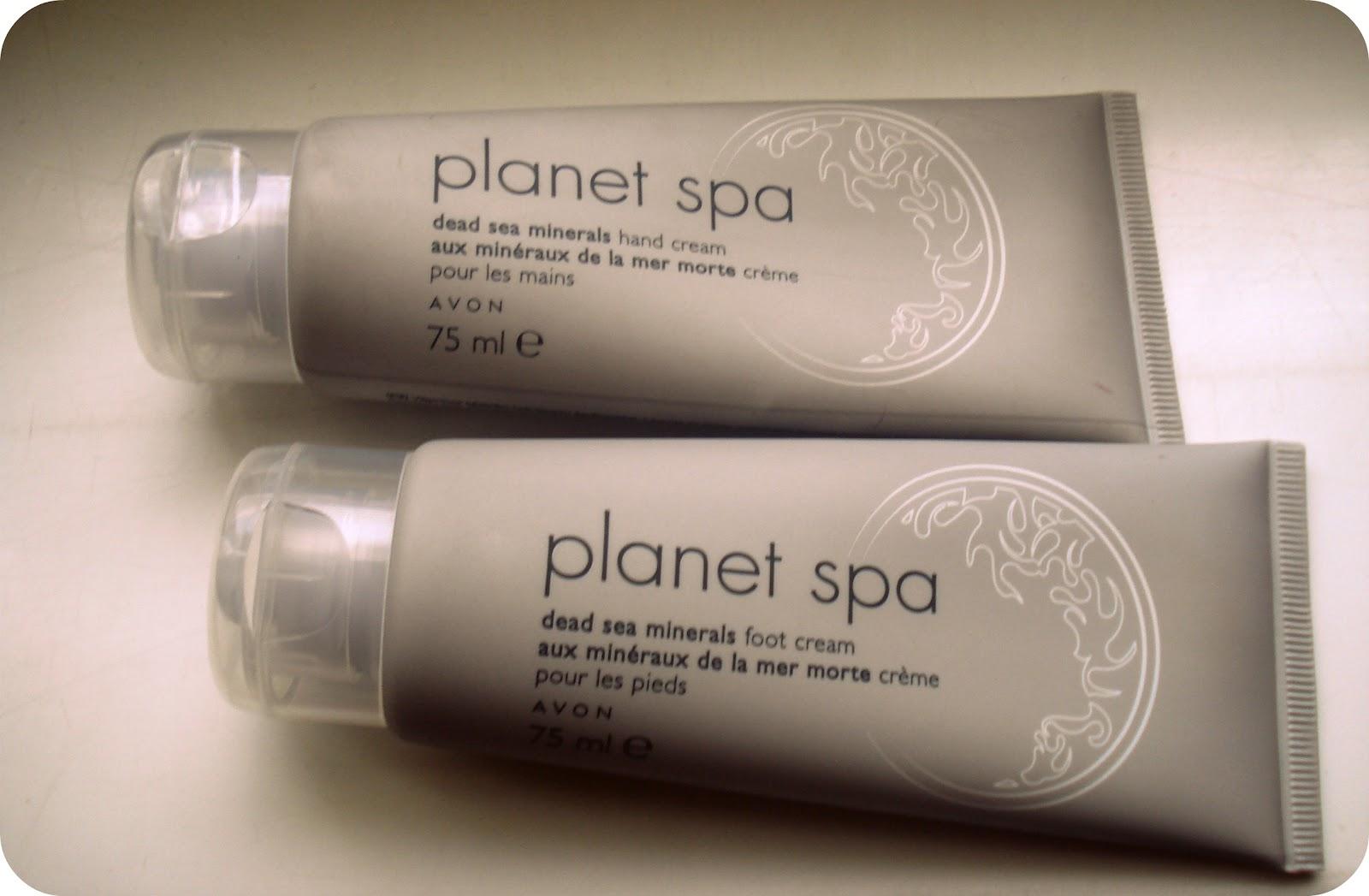 What i love avon planet spa review for Plante salon