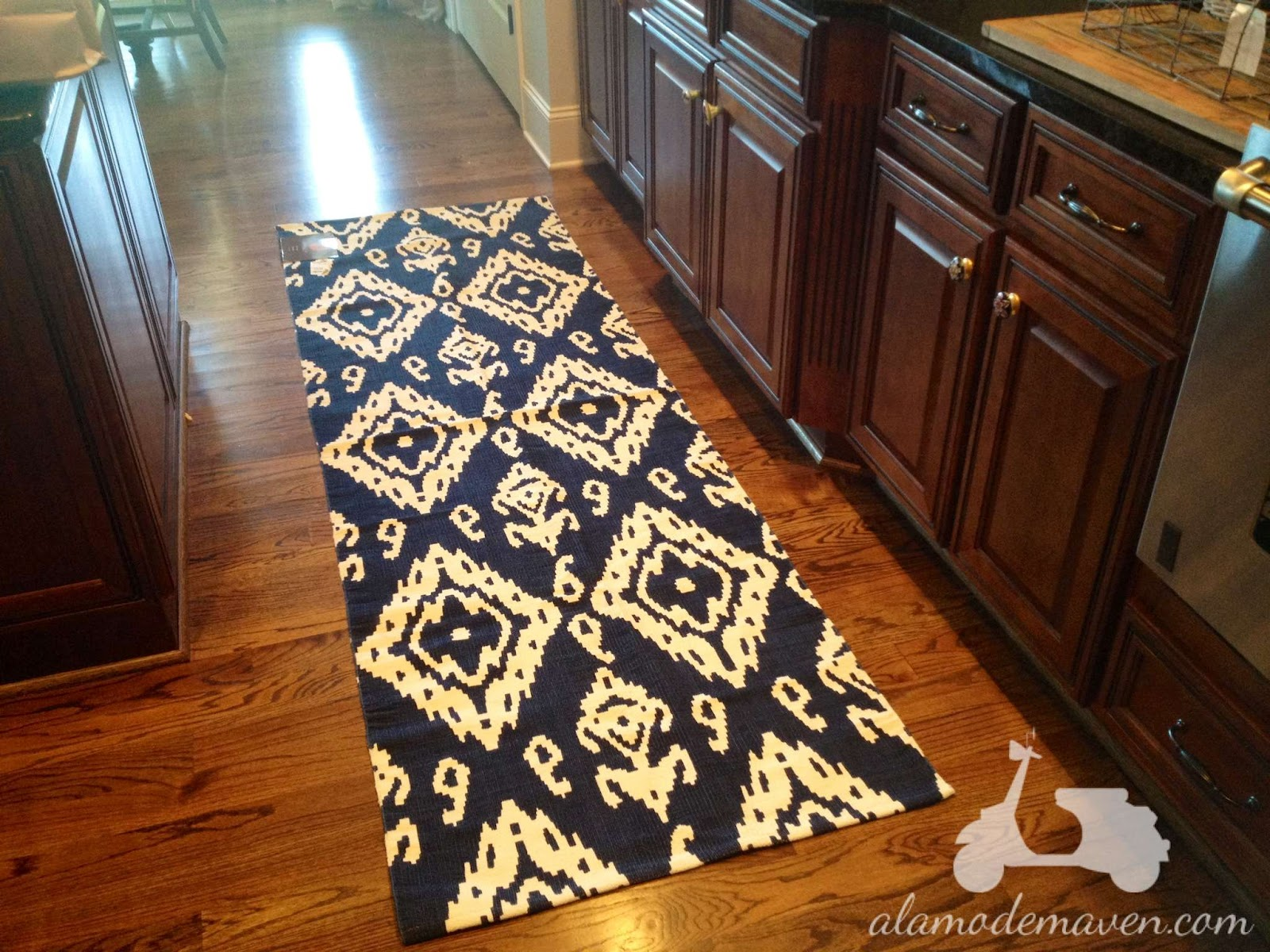 alamode Ikat Mats For The Kitchen