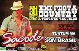 XXI Festa Country de Tuntum