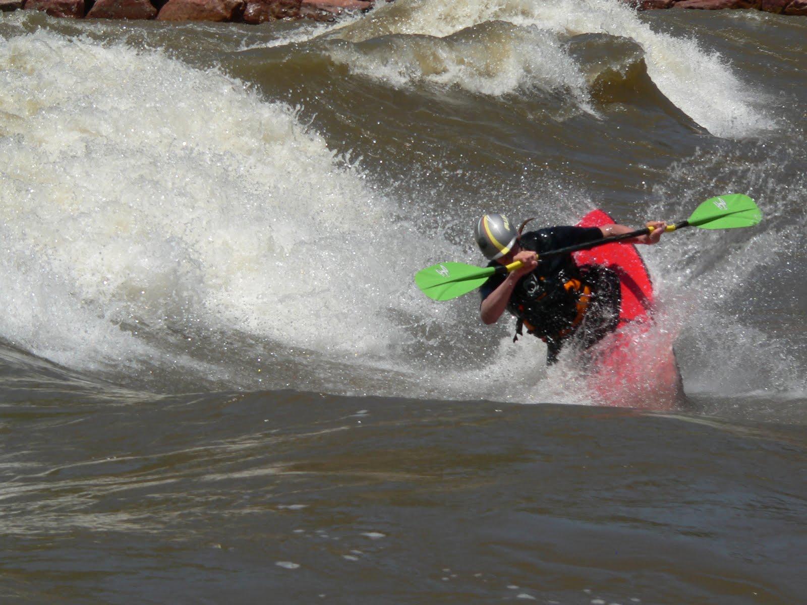 Big smiles big sur and glenwood waves colorado kayak for Big sur fishing