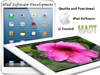 iPad software development