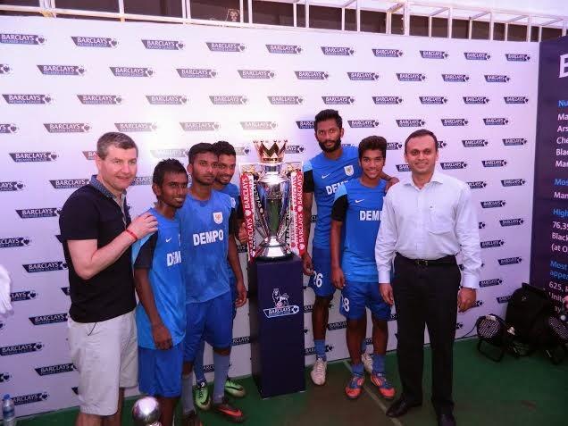 EPL trophy reaches Goa