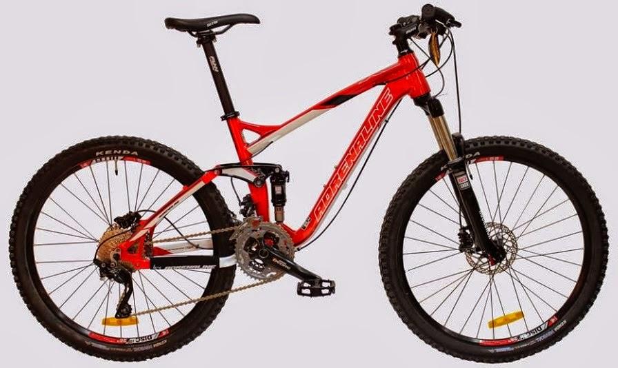 2014 Wimcycle Adrenaline Agent XC   Aneka Jaya Sepeda Shop