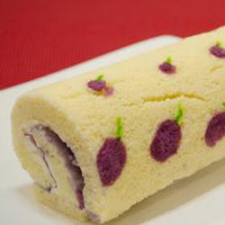 Resep Praktis Kue Fancy Roll Cake