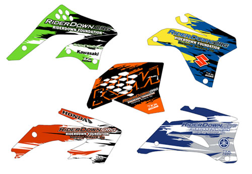 CARS SCOOP  BIKES SCOOP Come Up With A Picture Using Tailor Made - Cool custom motorcycle stickers
