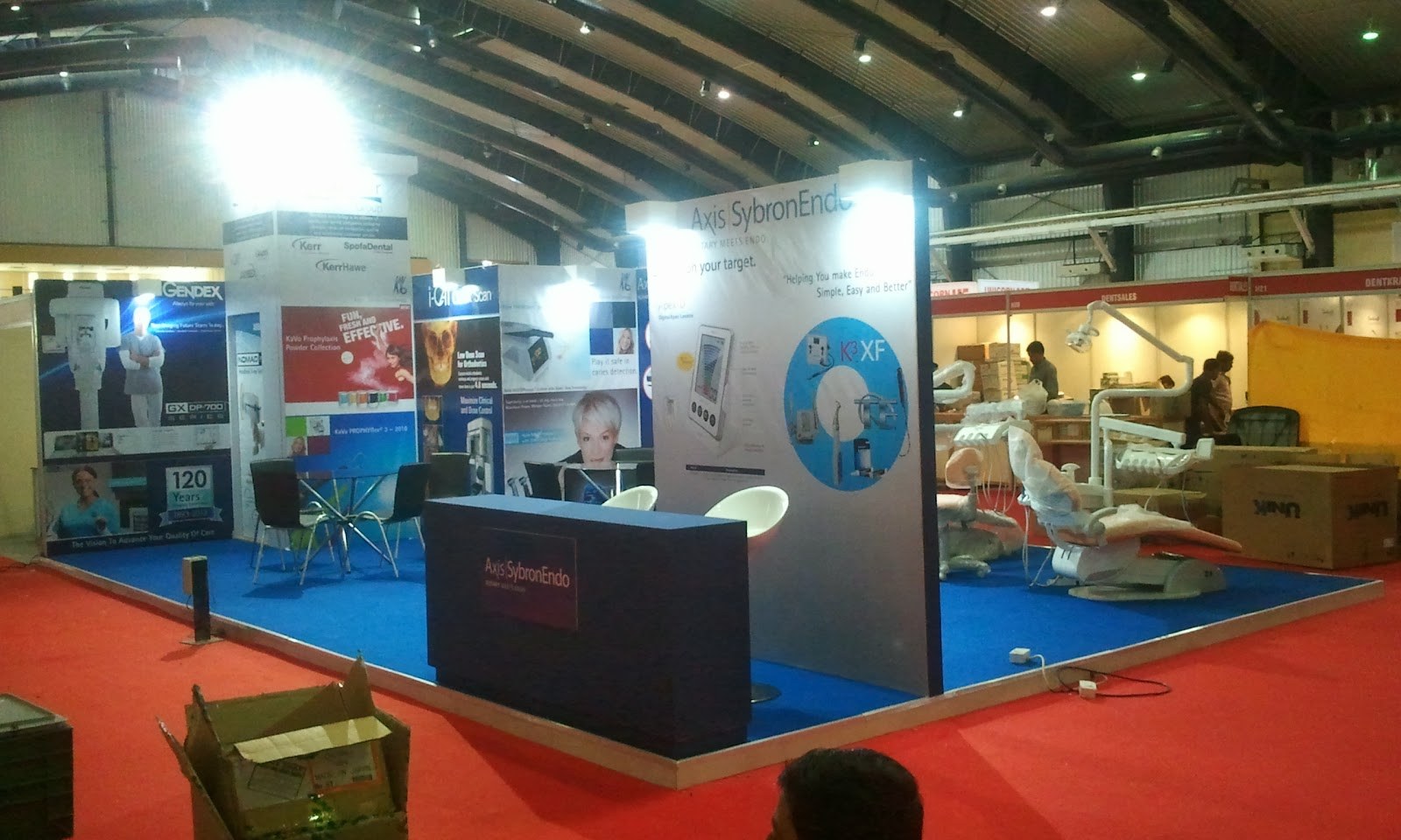 Exhibition Stall Designer Job : Amit chand exhibition stall designer and contractor in delhi