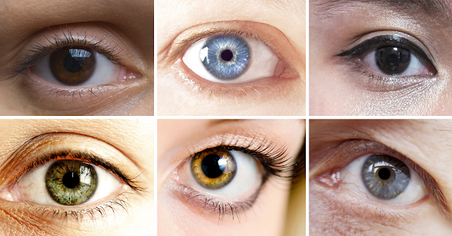 Your Eyes is The Window to your Soul and apparently it also shows what Personality you have.