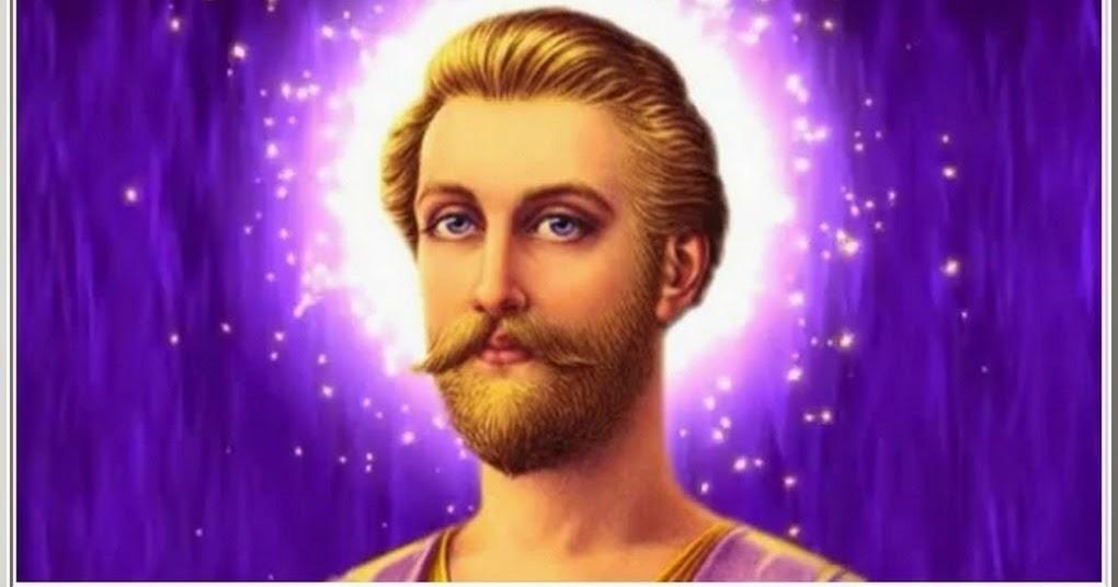 Escuela yo soy la luz 43 saint germain y la llama violeta consumidora - La quincaillerie saint germain ...