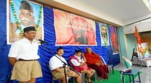 RSS Supports strong law against conversion: Pradip Joshi, Arunachala Pradesh
