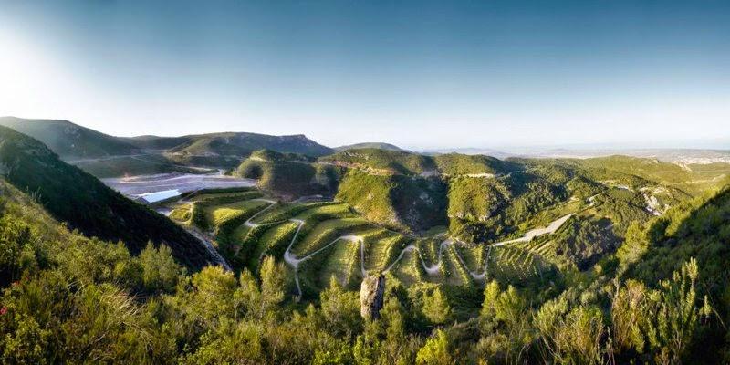 Arquitectura del Paisaje: Restauración del Vertedero de Residuos de la Vall d'en Joan - Batlle i Roig Arquitectes