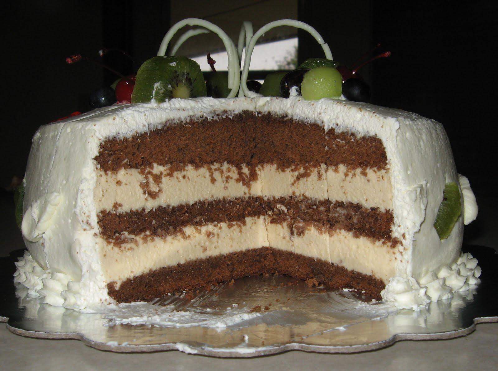 Chocolate Birthday Cake, Chocolate Cake, Birthady Cake