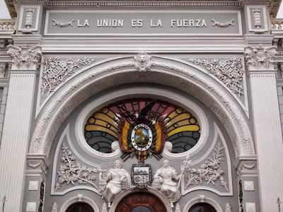 Palacio de Gobierno de Sucre