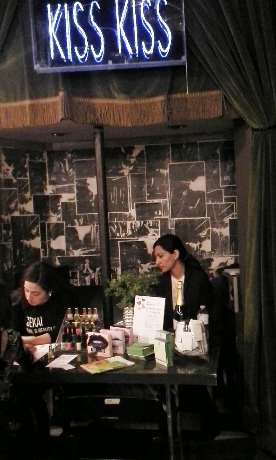 The Toronto Fashion Incubator Designer Fashion Event Guilty Pleasures held at The Drake Hotel Melanie.Ps The Purple Scarf Toronto