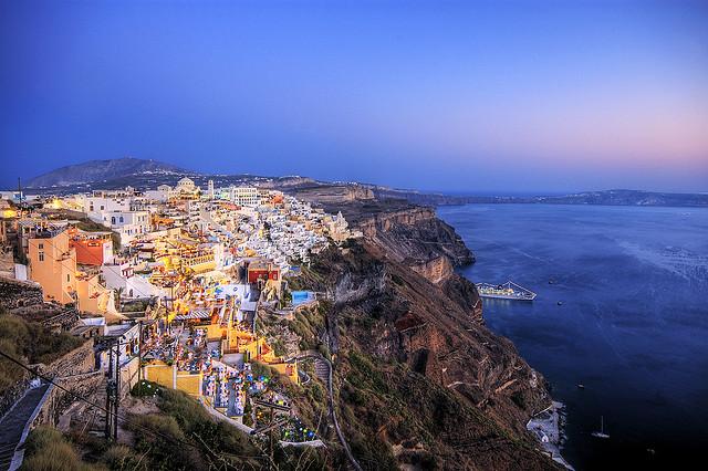 أفضل الجزر اليونانية Greek Islands