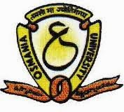 Osmania University Degree Time Table 2015