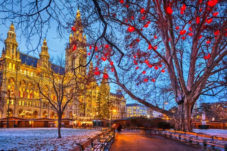 4. Vienna, Austria - Top 10 Most Wintery Cities