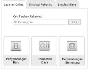 Cek Tagihan pln.co.id Cek Tagihan Listrik PLN Online