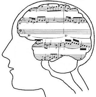 Ilustrasi Musik dan Otak