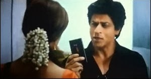 Shahrukh Khan promoted Nokia Lumia in chennai express