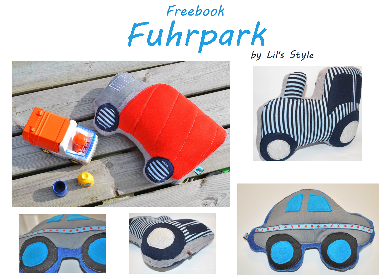 Freebook: Fuhrpark
