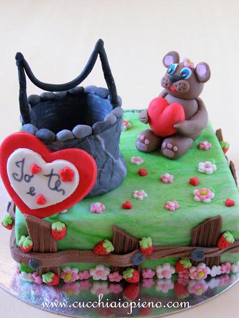como fazer cake desing