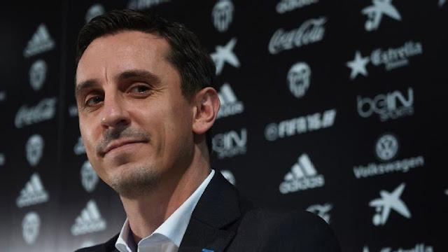 Lim y Neville: una relación más allá del fútbol